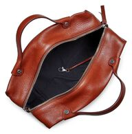 SCULPTURED HandbagSCULPTURED Handbag RED CLAY (90646)