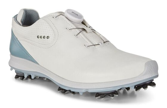 BIOM G2 Free Ladies Golf Softspike BOA GTX (WHITE/ARONA)