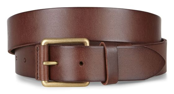 JON Casual Belt (MAHOGANY)