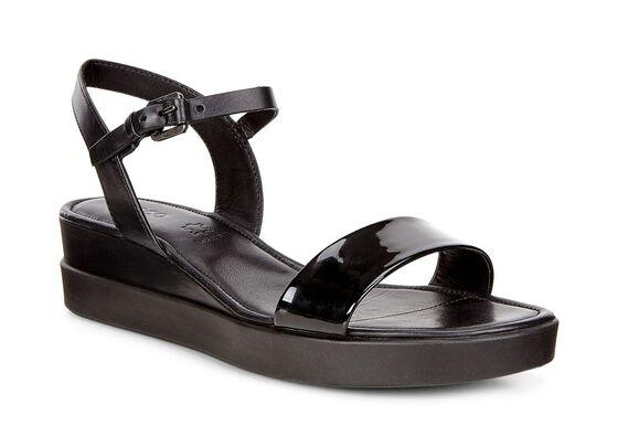 TOUCH SANDAL PLATEAU Ankle Strap Sandal (ROSE DUST)