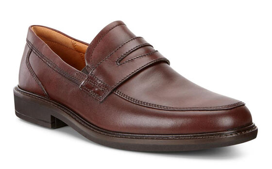 HOLTON Penny Loafer (RUST)