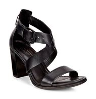 SHAPE 65 BLOCK SandalSHAPE 65 BLOCK Sandal in BLACK (01001)
