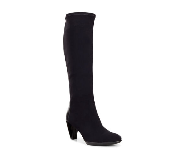 SHAPE PLATEAU Long Boot 55mm (BLACK/BLACK)