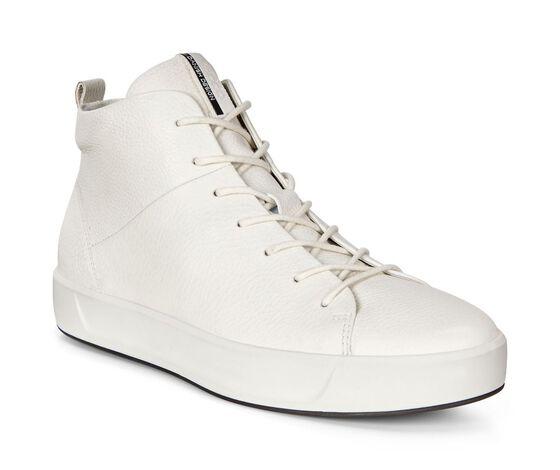 SOFT8 Ladies High Top (WHITE)