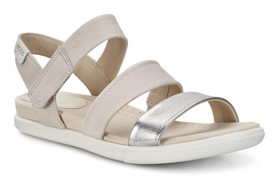 DAMARA Modern Sandal (MUTED CLAY/CORAL)