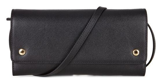 IOLA Clutch Wallet (BLACK)