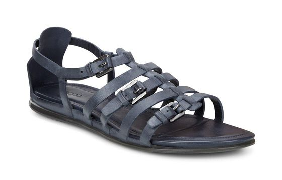 TOUCH SANDAL Narrow Strap (MARINE)