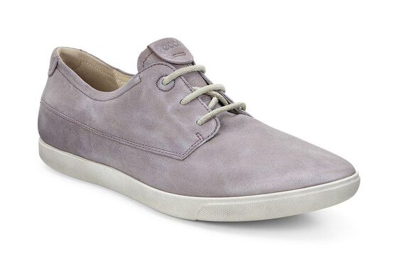 DAMARA Casual Shoes Tie (DUSTY PURPLE)