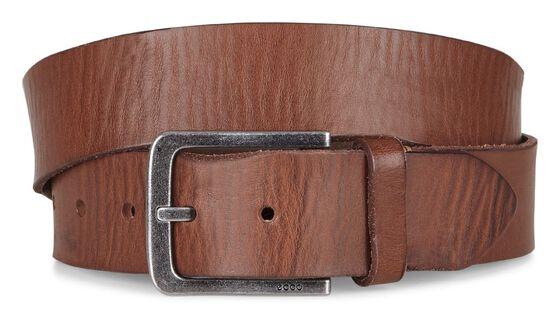 EDWARD Casual Belt (MAHOGANY)