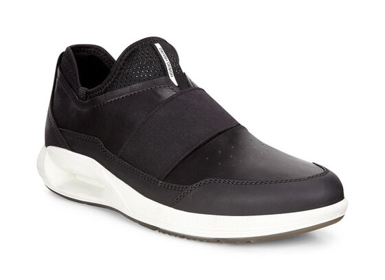 CS16 Mens Slip On (BLACK/BLACK)