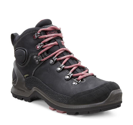 BIOM Terrain Ladies Low-plus GTX (BLACK/BLACK/PETAL TRIM)