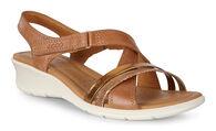 FELICIA SandalFELICIA Sandal CASHMERE/BRONZE/BRONZE (50910)
