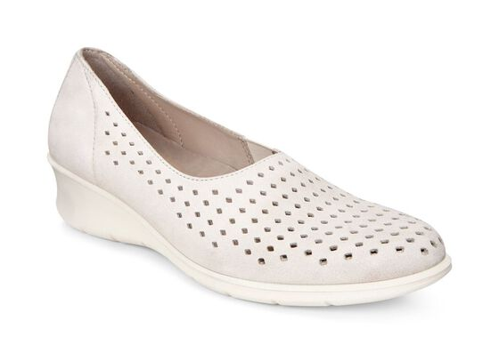 FELICIA Summer Slip On (GRAVEL)