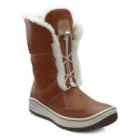 TRACE Ladies Lambskin Boot Tie HM (AMBER)