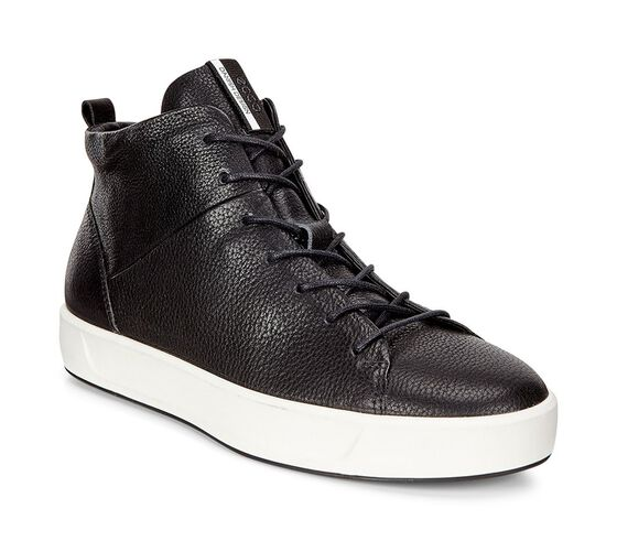 SOFT8 Ladies High Top (BLACK)
