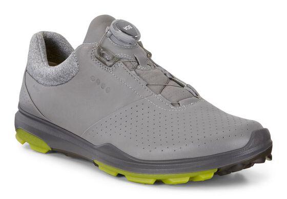 BIOM HYBRID3 Mens Golf BOA GTX (WILD DOVE/KIWI)