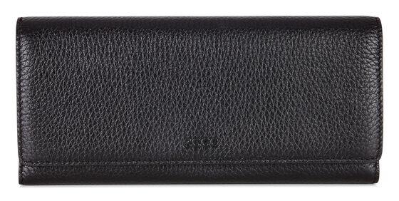 SP Continental Wallet (BLACK)