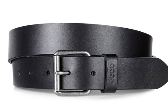 IOMA Mens Casual Belt (BLACK)