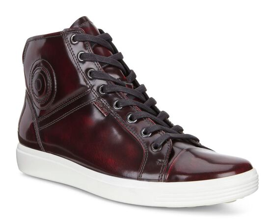 SOFT7 Ladies Luxe High Top (BORDEAUX)