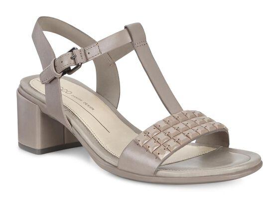 SHAPE 35 Studded Sandal (MOON ROCK)