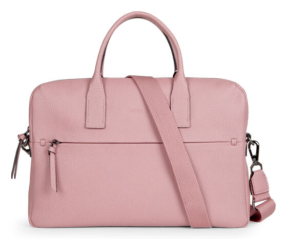 SP Slim Briefcase (TEA ROSE)