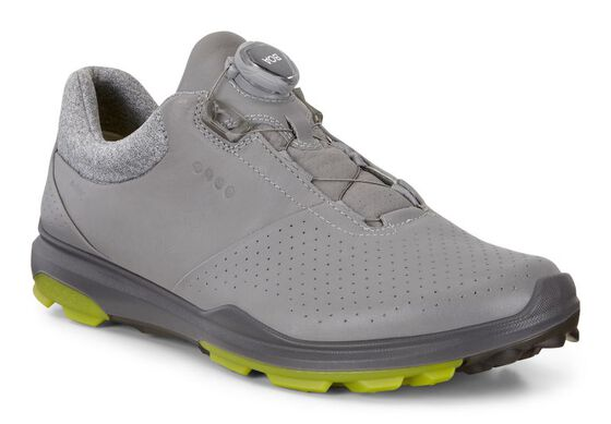 BIOM HYBRID3 Mens Golf BOA GTXBIOM HYBRID3 Mens Golf BOA GTX WILD DOVE/KIWI (50986)