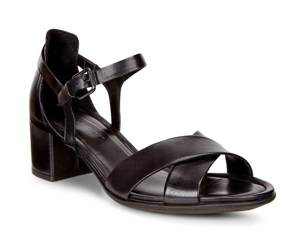 SHAPE 35 BLOCK SandalSHAPE 35 BLOCK Sandal BLACK (01001)