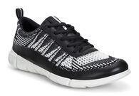 INTRINSIC1 Ladies Sneaker KnitINTRINSIC1 Ladies Sneaker Knit in BLACK/WHITE (50669)