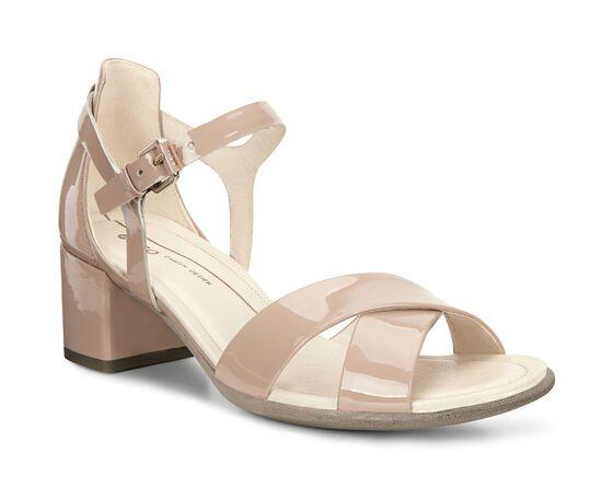 SHAPE 35 BLOCK Sandal (GINGER)