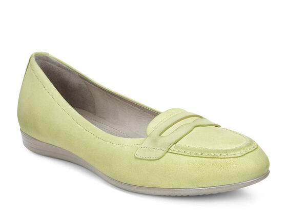 Touch Penny Loafer 15mm (LIME)