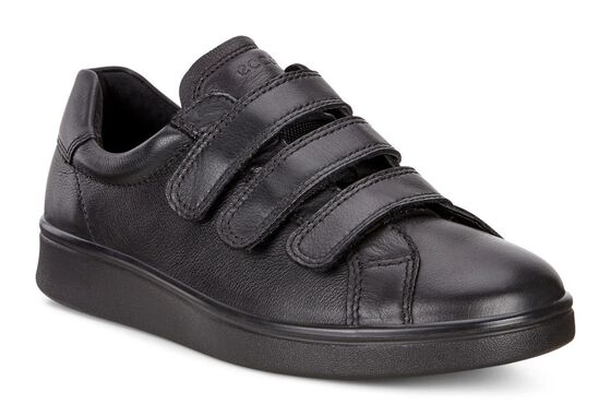 SOFT4 Velcro SneakerSOFT4 Velcro Sneaker BLACK/BLACK (51052)