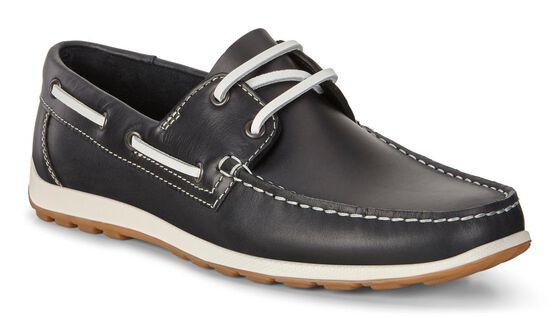 RECIPRICO Deck Shoes (NAVY)