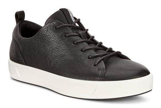 SOFT8 Ladies Sneaker (BLACK)