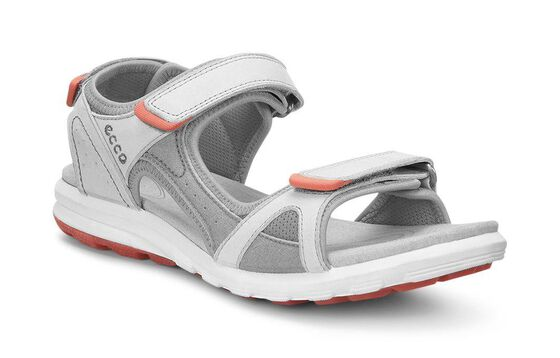 CRUISE Ladies Sport Sandal (SHADOW WHITE/SILVER GREY/CORAL)