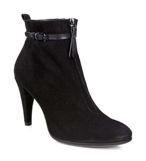 SHAPE SLEEK Ankle Boot 75mm (BLACK/BLACK)