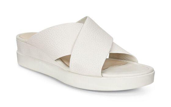TOUCH SANDAL PLATEAU Sabo Sandal (WHITE)