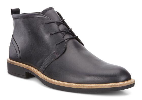 BIARRITZ Chukka Boot (BLACK)