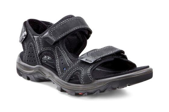 OFFROAD LITE Mens Sandal (BLACK/DENIM BLUE)