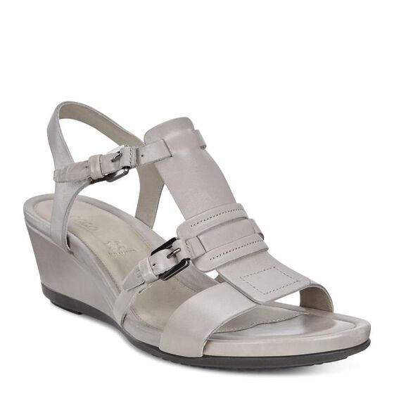 TOUCH SANDAL Wedge 45mm (MOON ROCK)