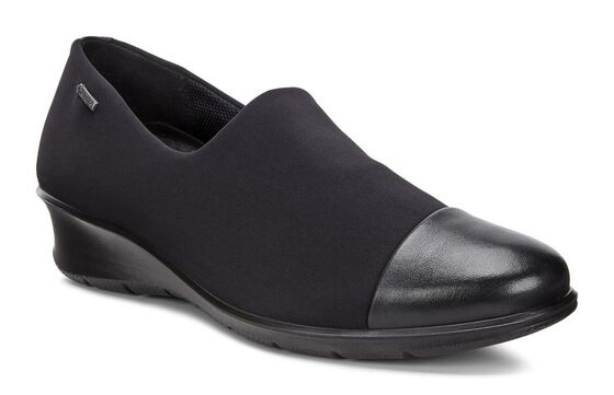 FELICIA Slip On GTX (BLACK/BLACK)