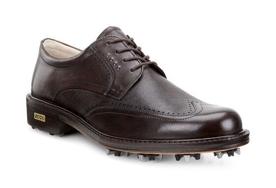 New WORLD CLASS Golf Mens (COCOA BROWN/COCOA BROWN)