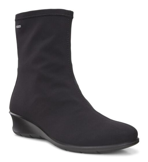 FELICIA Plain Boot GTX (BLACK/BLACK)