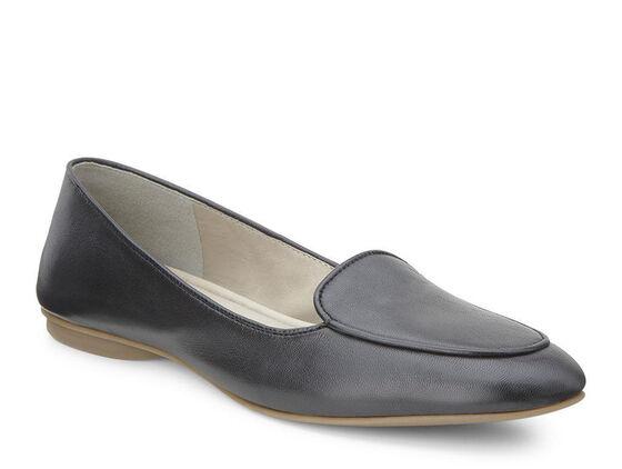 TAISHA Loafer Slip On (BLACK)