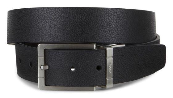 EVRY Reversible Formal Mens Belt (BLACK/COFFEE)