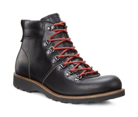 ECCO Holbrok Rugged Boot (BLACK)
