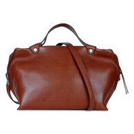 SCULPTURED HandbagSCULPTURED Handbag in RED CLAY (90646)