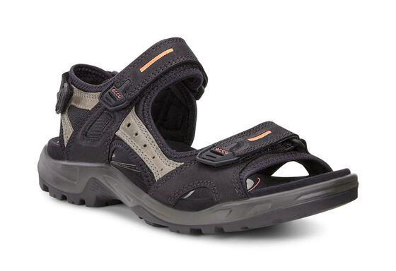 OFFROAD Mens Sandal (BLACK/MOLE/BLACK)
