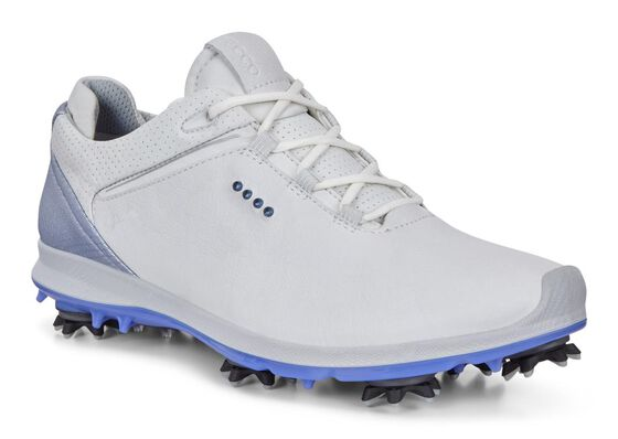 ECCO BIOM G2 Free Womens Golf Softspike GTX (WHITE)