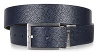 EVRY Reversible Formal Mens BeltEVRY Reversible Formal Mens Belt in NAVY/SLATE (90608)