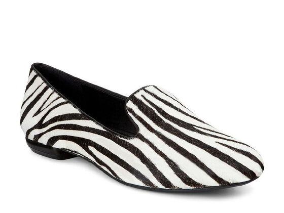 PERTH Ladies Loafer (ZEBRA PRINT)